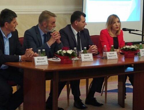 Јавности представљен пројекат о увођењу ефикаснијег модела управљања имовином у Богатићу, Владимирцима и Малом Зворнику