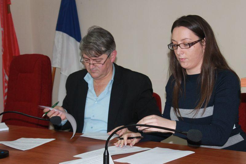 Потписивање уговора о стручној пракси у 2014. години