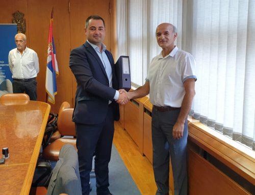 Потписан уговор о реконструкцији топловода у Малом Зворнику