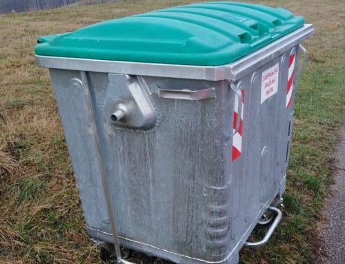 """JKP """"Drina"""" postaviće 24 nova kontejnera na području opštine Mali Zvornik"""
