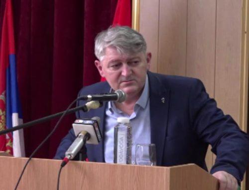 Predsednik opštine Mali Zvornik oglasio se povodom diskusije opozicije na 6. sednici Skupštine opštine i širenja laži na društvenim mrežema o radu opštinskog rukovodstva