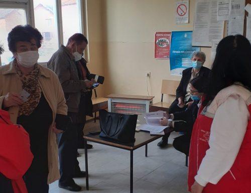 Вакцинисано још 69 грађана у оквиру вакцинације по месним заједницама на подручју малозворничке општине