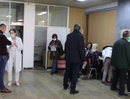 Вакцинација без заказивања у Малом Зворнику од данас у новом термину, од 13 до 15 часова