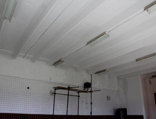 Sanirana oštećenja krova na Domu kulture u Donjoj Borini i okrečena unutrašnjost objekta