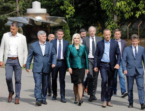 Михајловићева у Малом Зворнику: Улажемо у нове и обнављамо постојеће капацитете који користе обновљиве изворе енергије